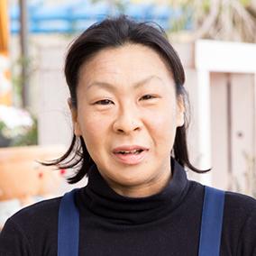 インターネット事業部長 兼 四季の里 楽天市場店 店長 林田 美也子